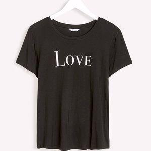 Short Sleeve Love Tee